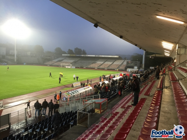 A photo of Stade de la Liberation uploaded by andy-s