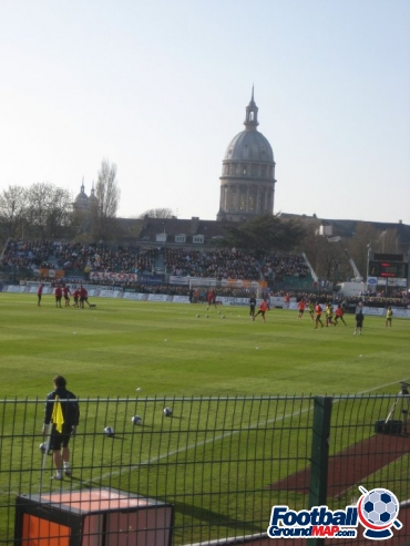 A photo of Stade de la Liberation uploaded by facebook-user-100186