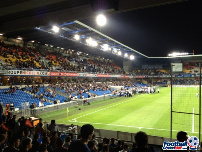 A photo of Stade de la Mosson uploaded by banched