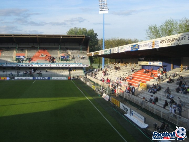 A photo of Stade de l'Abbe Deschamps uploaded by facebook-user-100186