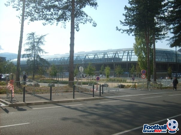 A photo of Stade des Alpes uploaded by facebook-user-100186