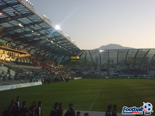 A photo of Stade des Alpes uploaded by facebook-user-100186