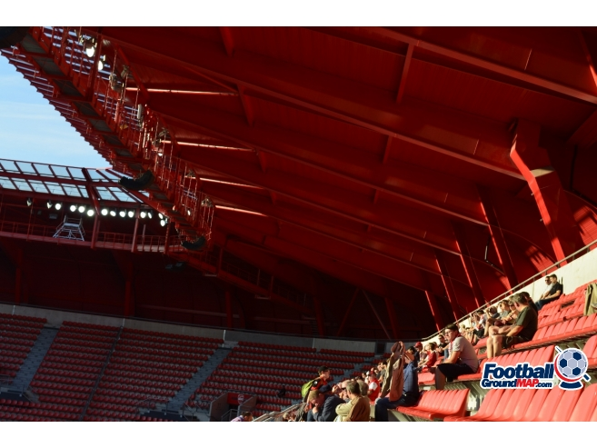 A photo of Stade du Hainaut uploaded by andy-s