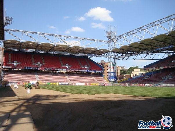 A photo of Stade du Pays de Charleroi uploaded by ashleyjarnoball