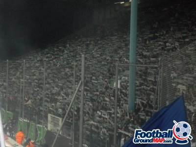 A photo of Stade Geoffroy-Guichard uploaded by facebook-user-100186