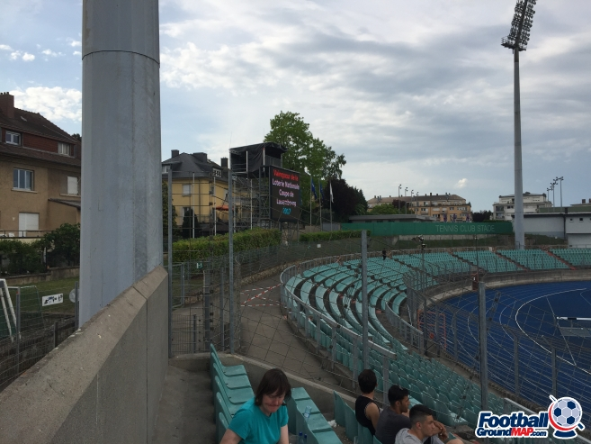 A photo of Stade Josy Barthel uploaded by andy-s