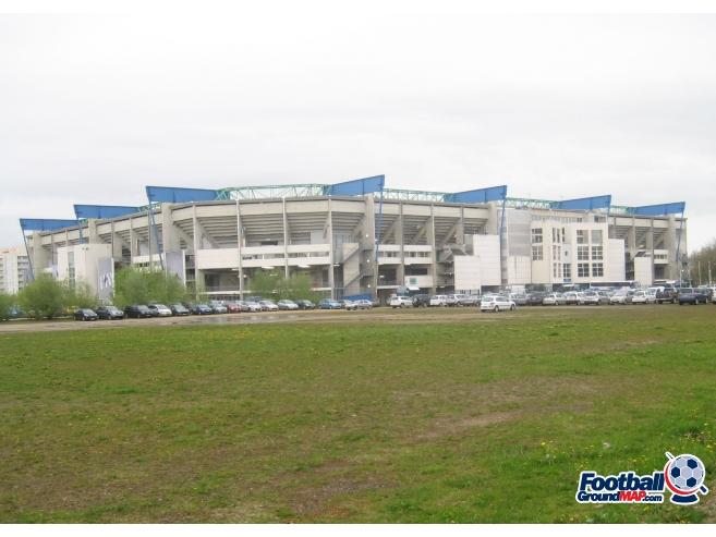 A photo of Stade Louis Dugauguez uploaded by eunos