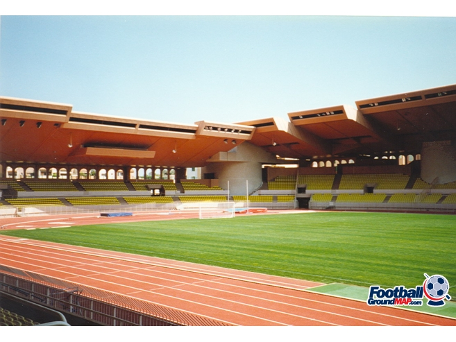 A photo of Stade Louis II uploaded by olympicmascot
