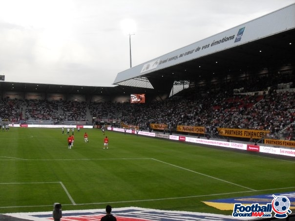 A photo of Stade Marcel Picot uploaded by facebook-user-100186