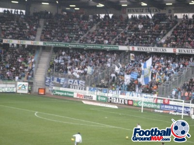 A photo of Stade Michel d'Ornano uploaded by facebook-user-100186