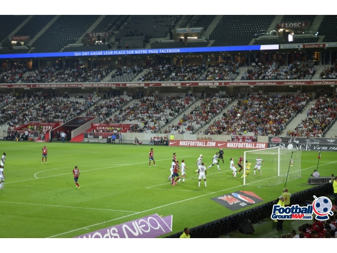 A photo of Stade Pierre Mauroy uploaded by andy-s