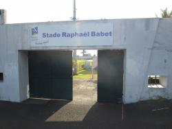 Stade Raphael Babet