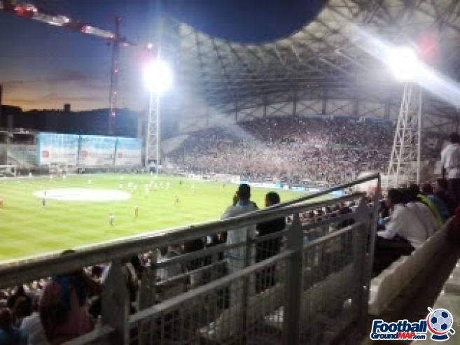 A photo of Stade Velodrome uploaded by totalrecoyle