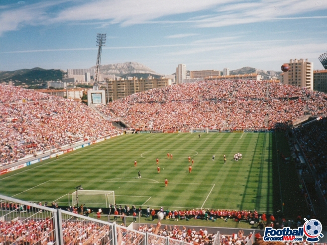A photo of Stade Velodrome uploaded by phespirit