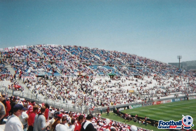 A photo of Stade Velodrome uploaded by facebook-user-98487