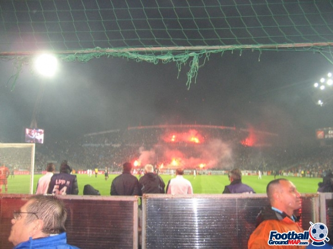 A photo of Stade Velodrome uploaded by facebook-user-100186