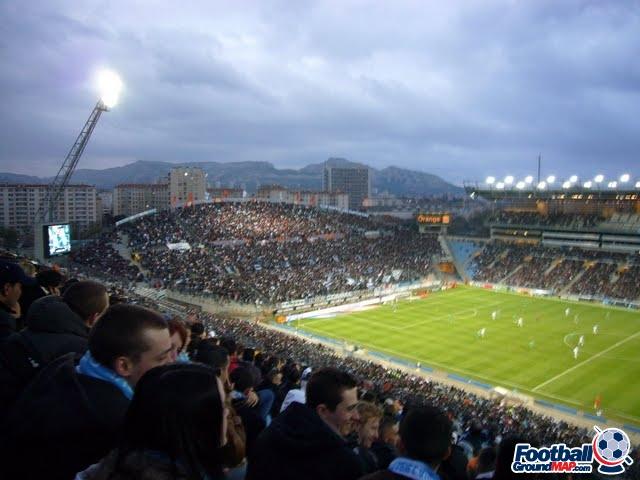 A photo of Stade Velodrome uploaded by snej72