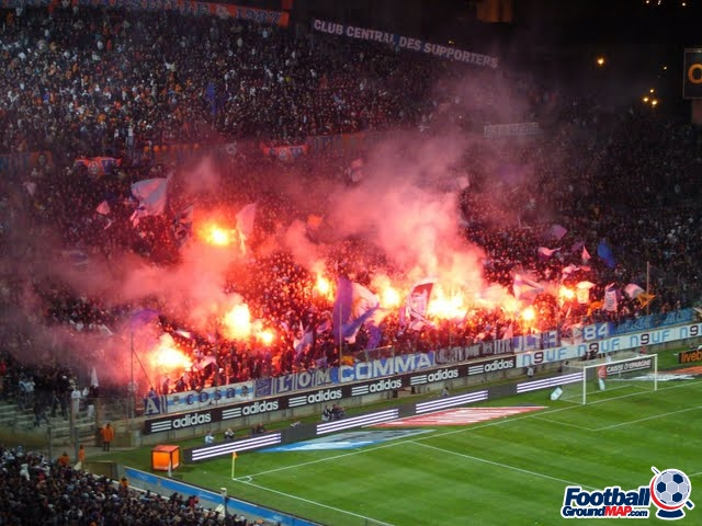A photo of Stade Velodrome uploaded by snej72