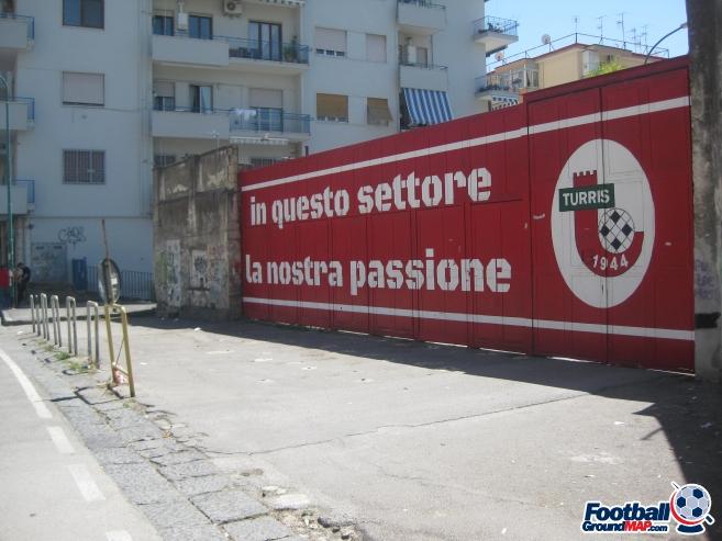 A photo of Stadio Amerigo Liguori uploaded by triestetotrapani