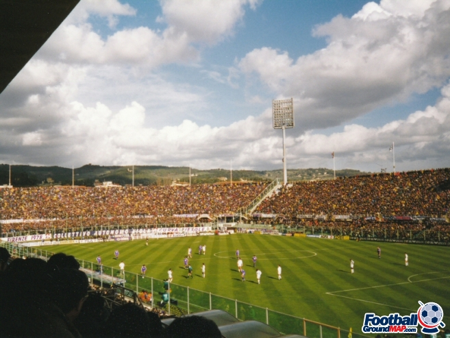 A photo of Stadio Artemio Franchi uploaded by phespirit