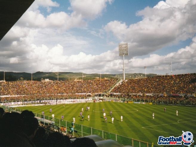 A photo of Stadio Artemio Franchi uploaded by phespirit
