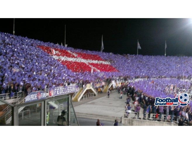A photo of Stadio Artemio Franchi uploaded by oldboy