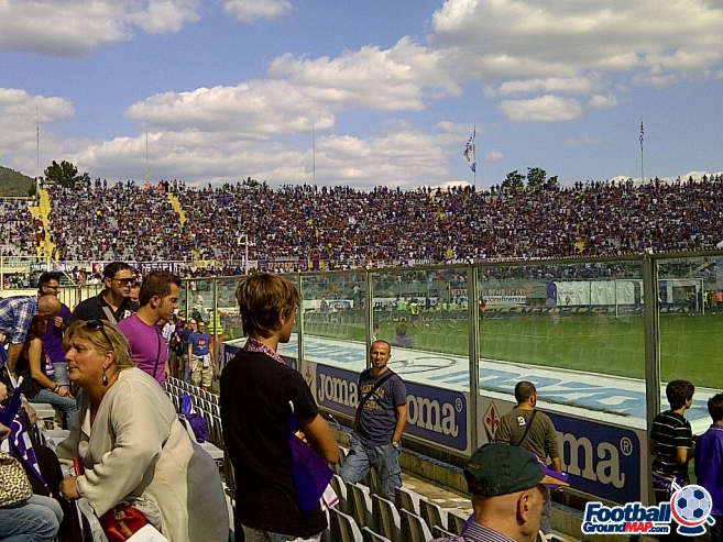 A photo of Stadio Artemio Franchi uploaded by dannyptfc