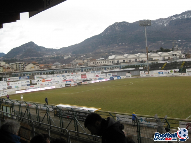 A photo of Stadio Briamasco uploaded by triestetotrapani