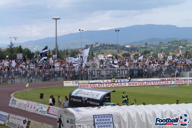 A photo of Stadio Citta di Arezzo uploaded by snej72