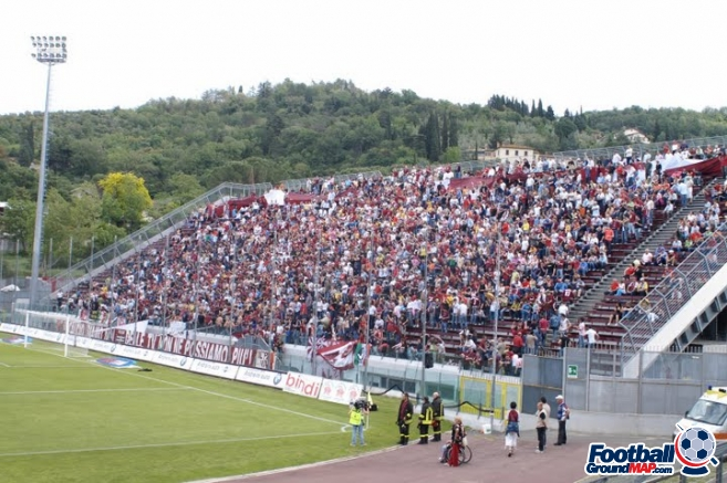 A photo of Stadio Citta di Arezzo uploaded by snej72