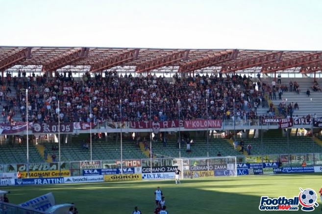 A photo of Stadio Dino Manuzzi uploaded by snej72