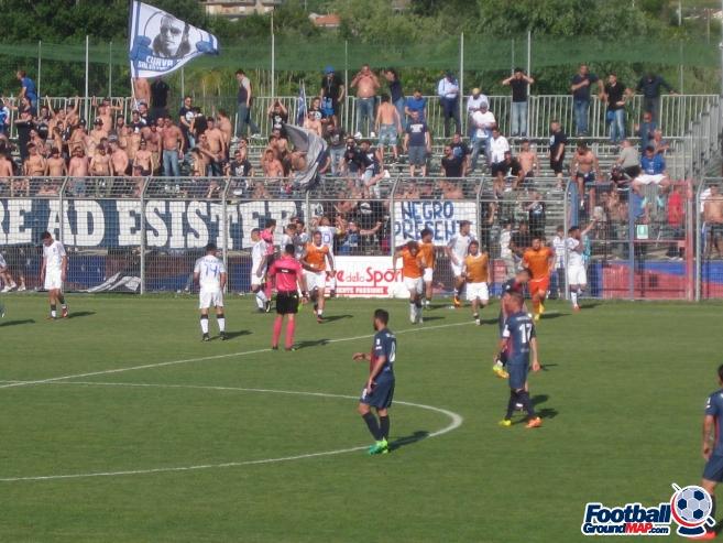 A photo of Stadio Domenico Purificato uploaded by triestetotrapani