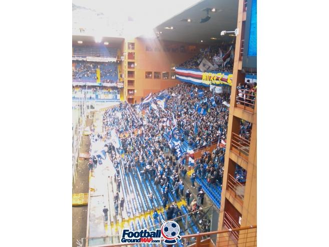 A photo of Stadio Luigi Ferraris uploaded by giorgiopin