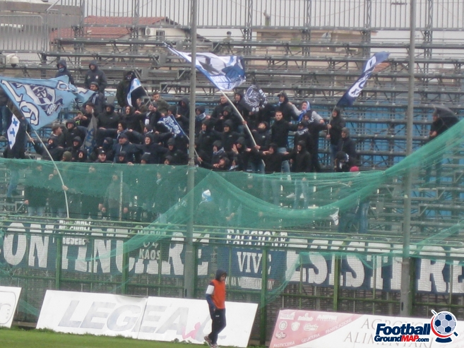 A photo of Stadio Marcello Torre uploaded by triestetotrapani