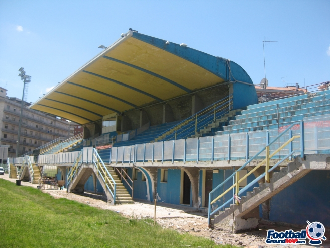 A photo of Stadio Matusa uploaded by triestetotrapani