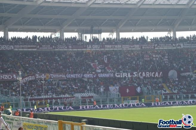 A photo of Stadio Olimpico di Torino uploaded by snej72