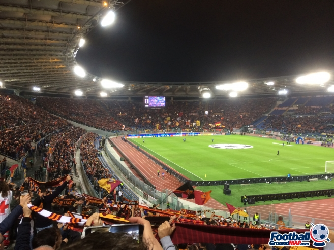 A photo of Stadio Olimpico uploaded by denboy62