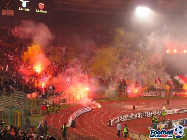 A photo of Stadio Olimpico uploaded by snej72