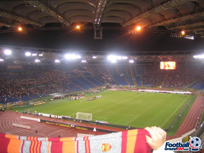 A photo of Stadio Olimpico uploaded by facebook-user-11470