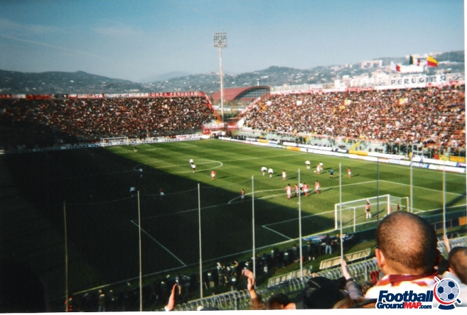 A photo of Stadio Renato Curi uploaded by facebook-user-81871