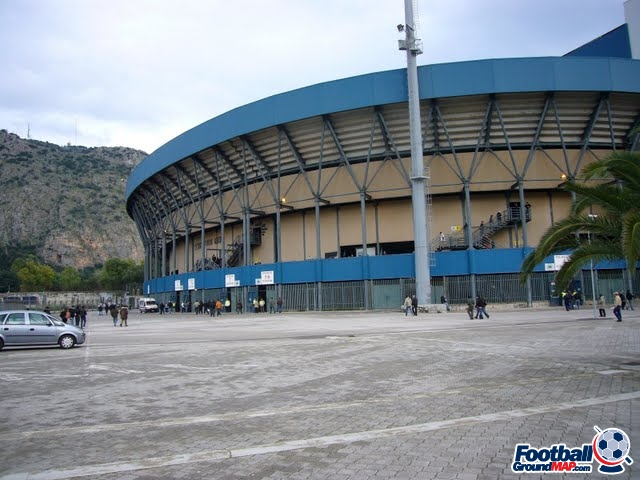 A photo of Stadio Renzo Barbera (Stadio La Favorita) uploaded by snej72