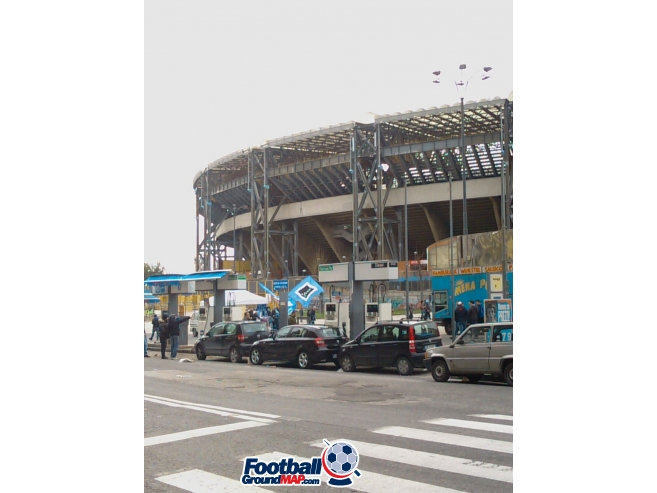 A photo of Stadio San Paolo uploaded by giorgiopin