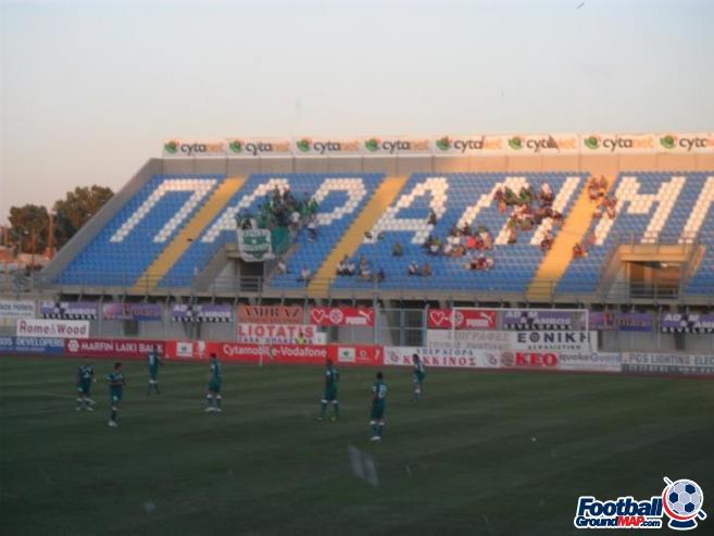 A photo of Stadio Tasos Markou uploaded by lesmckee