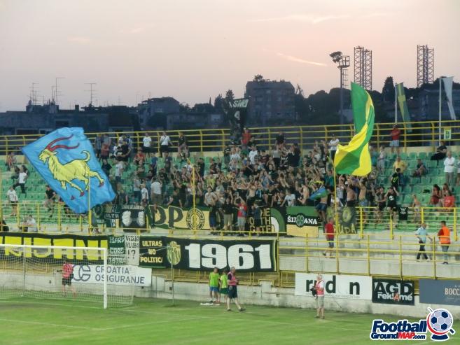 A photo of Stadion Aldo Drossina uploaded by herefordstu