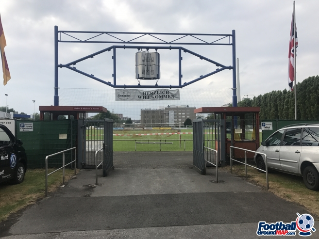 A photo of Stadion am Badeweiher uploaded by graemef55