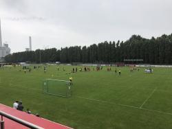 An image of Stadion am Badeweiher uploaded by graemef55