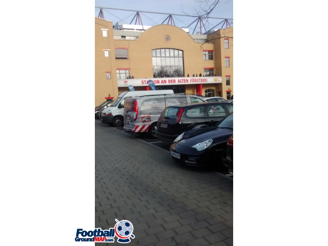 A photo of Stadion An der Alten Forsterei uploaded by owlsngiants