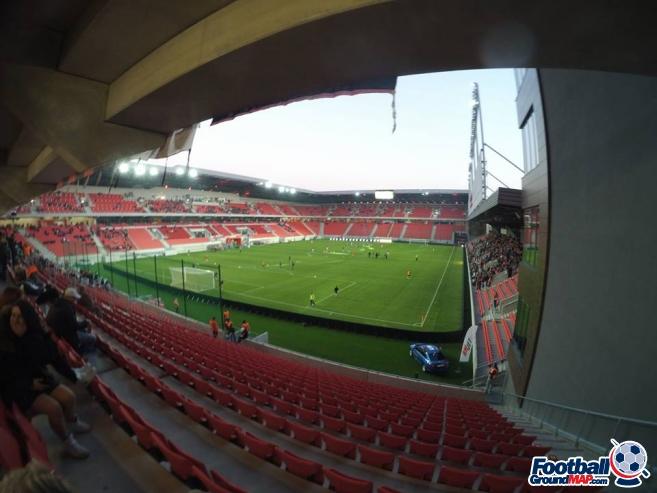 A photo of Stadion Antona Malatinskeho (City Arena) uploaded by briza25