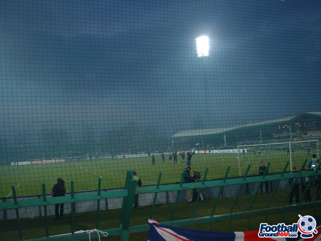A photo of Stadion Dyskobolia uploaded by siggymcfc