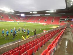 An image of Sinobo Stadium (Stadion Eden) uploaded by 19ws92